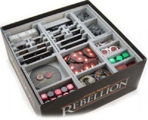 Folded Space: Star Wars Rebellion Insert